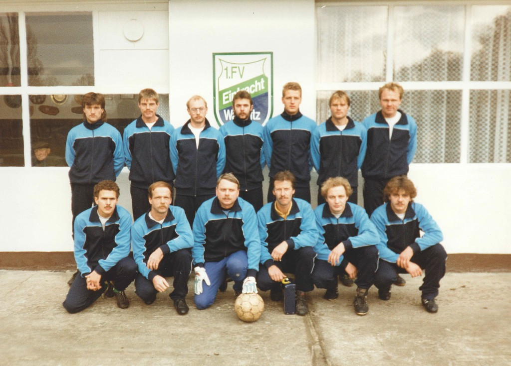 1992 Erste Männer