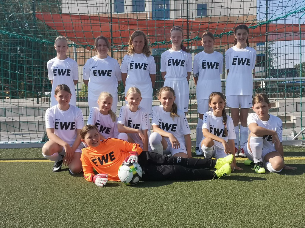 20200815 D-Juniorinnen 1. FV Eintracht Wandlitz Landesliga