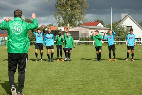 20181003 C1-Junioren Landespokal gegen Brieselang 5-0 Erfolg (159)